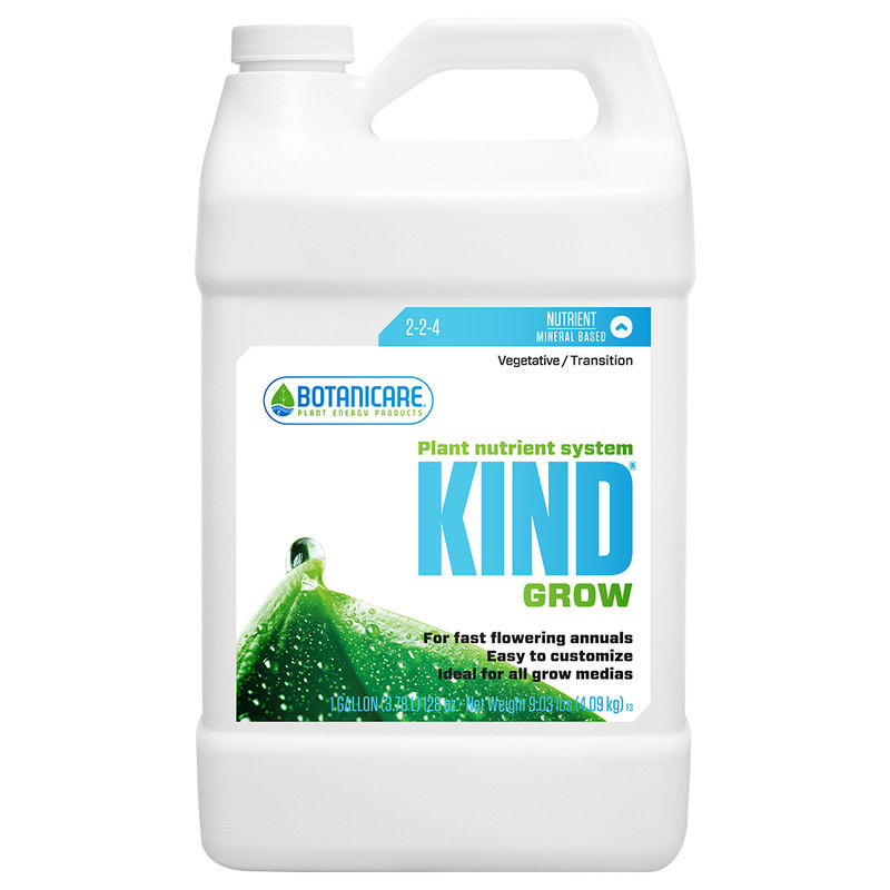 BOTANICARE KIND GROW 3.78L