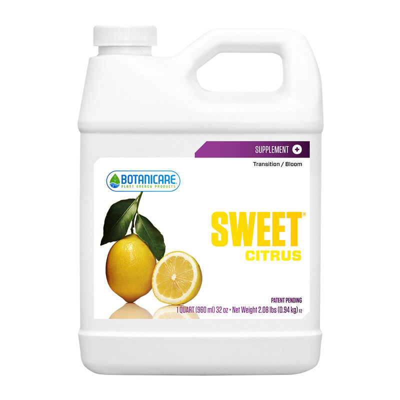 BOTANICARE SWEET CITRUS 960ML